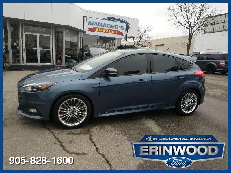 2018 Ford Focus Main