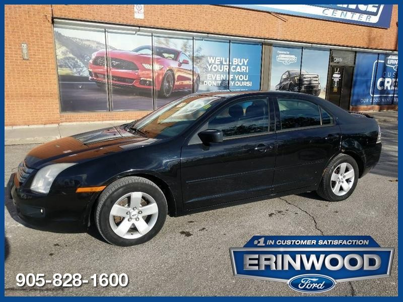 2007 Ford Fusion SE - ROOF / PWR GRP / ALLOYS