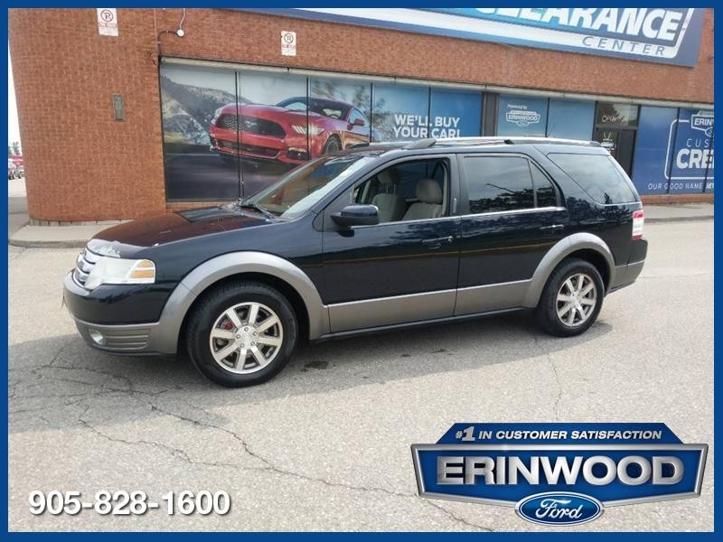 2008 Ford Taurus X SEL - 6 PASS / PWR GRP / ALLOYS