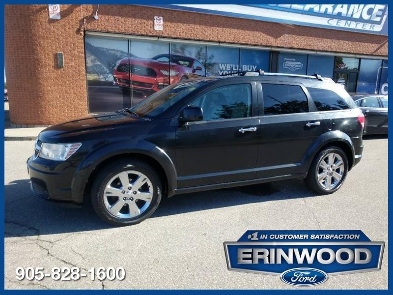 2009 Dodge Journey R/T - AWD / ROOF/ NAVI / RV CAM / DVD / 19 WHLS