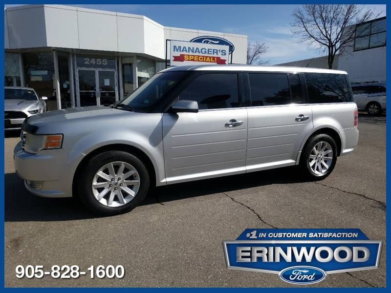 2009 Ford Flex SEL - 6CYL/AC/PGROUP/PWR DRIVER SEAT/ALLOYS