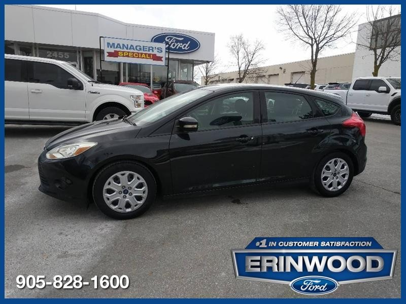 2014 Ford Focus SE - 4CYL/AUTO/AC/PGROUP/HEATED SEATS