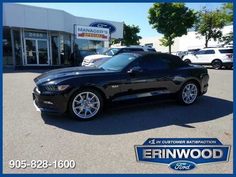 2015 Ford Mustang GT - CPO 24M @2.9-20,000KM EXT WARRANTY