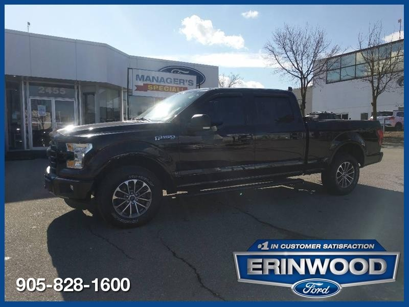 2016 Ford F-150 Main