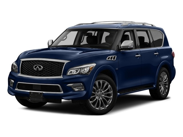 2017 INFINITI QX80 AWD 4dr  - Low Mileage