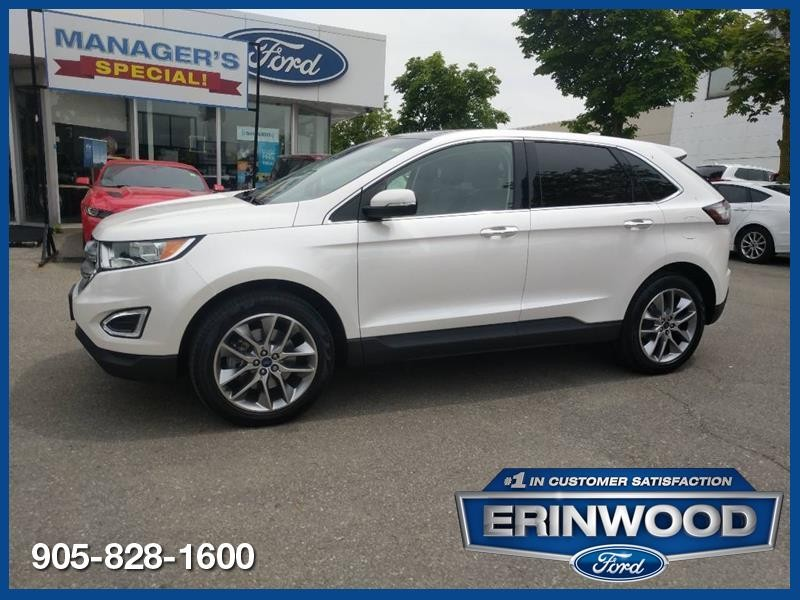 2018 Ford Edge Main